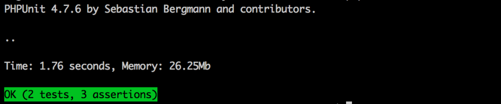 Testing Amazon S3 file upload using Laravel 5.2 and Mockery